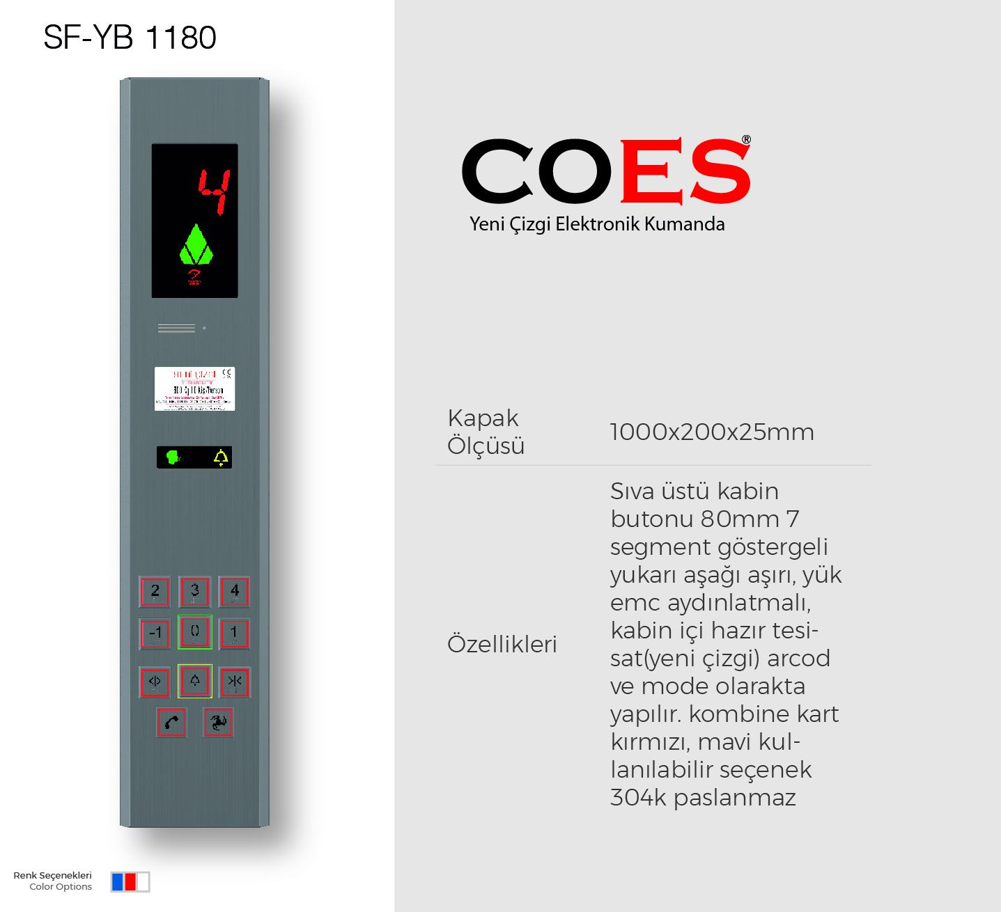 SF-YB 1180
