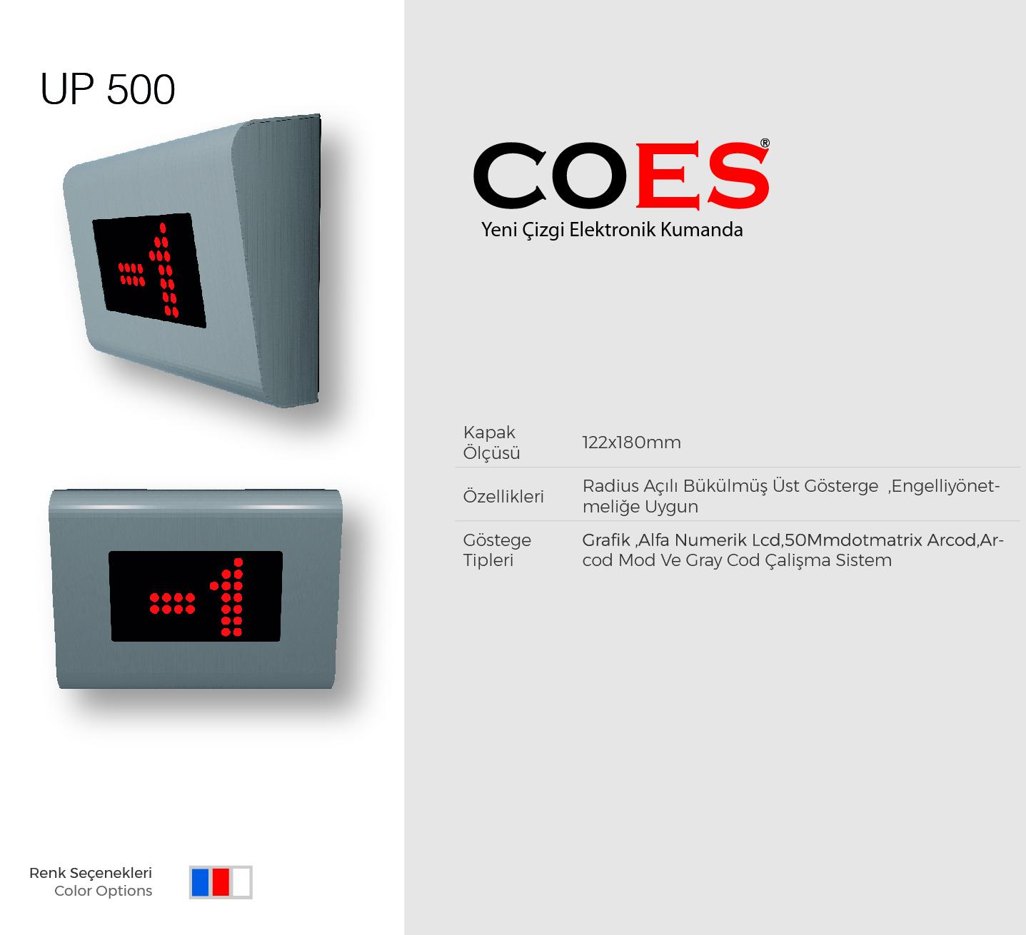 UP 500