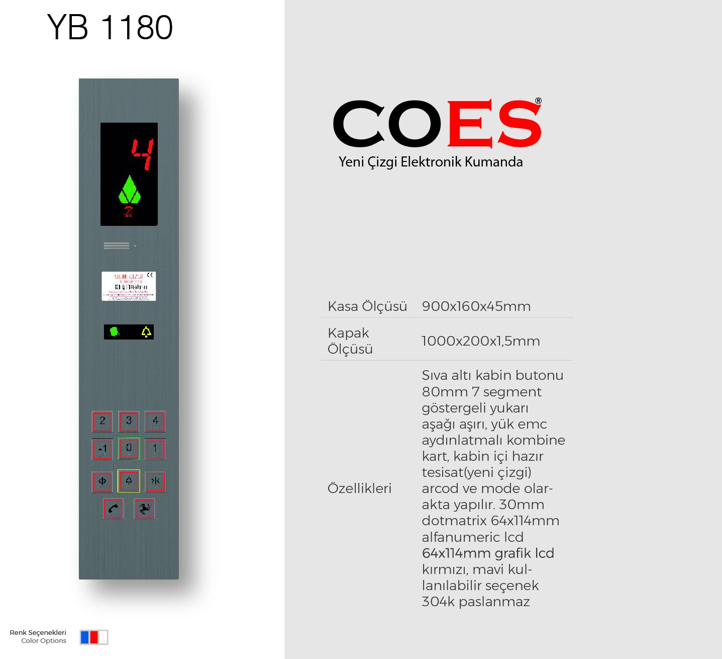 YB 1180